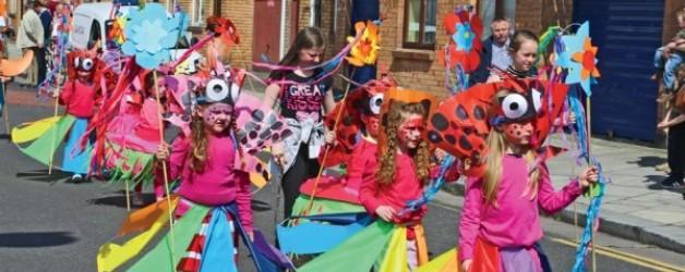 May Day Parade (2nd May)
