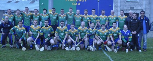 Adult Hurlers get off to a great start in Championship