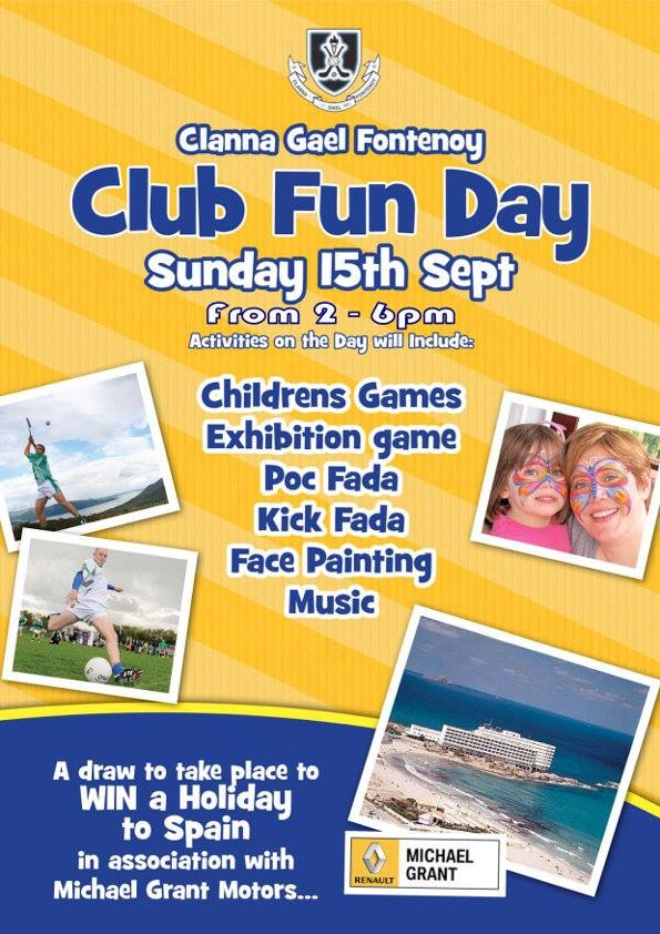 club fun day