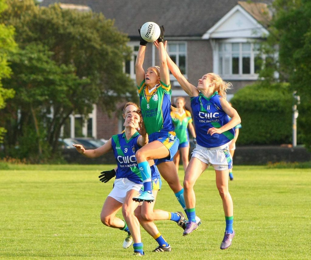 Photo 4 - Senior ladies v Sylvesters