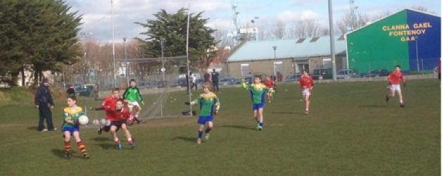 Clanns Update 28 and Fixtures 8th & 9th March