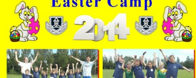 Easter Camps 2014