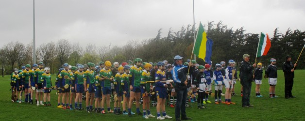 Clanns Update U14s Hurling Feile (May 2015)