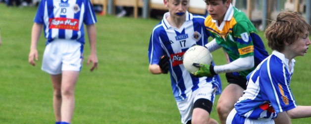 Brave U14s do the club proud (Feile 2015)