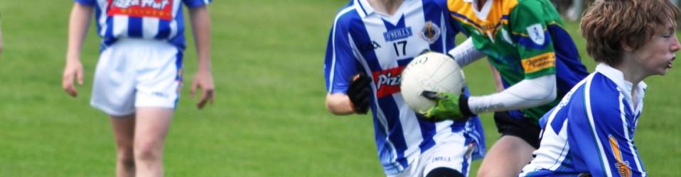 Brave U14s do the club proud (Feile 2015)