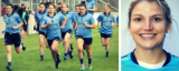 Dublin Senior Ladies Football V Monaghan -Saturday 22nd August