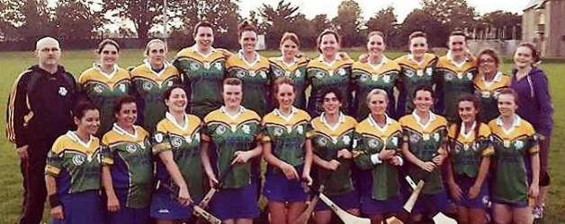 Clanns Senior Camogie team win the league