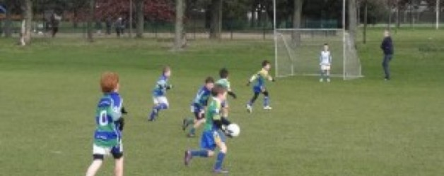 U9's in search of more skill points