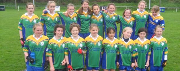 U13 Girls finish strong