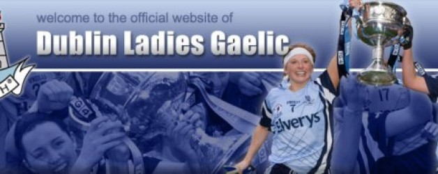 Dublin Ladies team become TG4 Leinster Champions