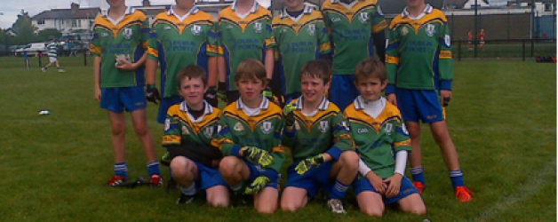 U-10 hurlers hit the road