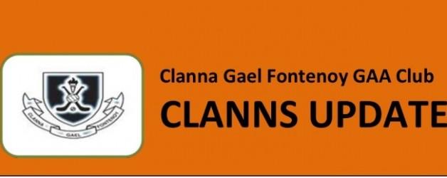 Clanns update 25